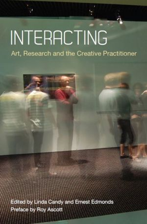 Interacting: Art, Research and the Creative Practitioner (Art Design Management Policy a) - ABC Books