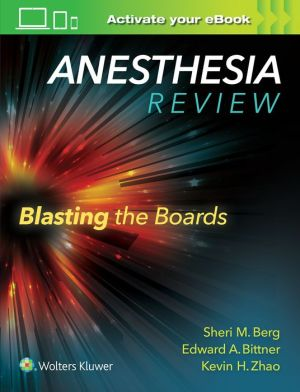 Anesthesia Review: Blasting the Boards - ABC Books