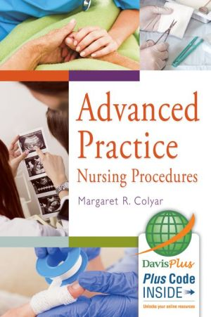 Advanced Practice Nursing Procedures - ABC Books
