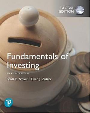 Fundamentals of Investing, Global Edition, 14e