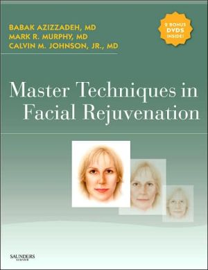 Master Techniques in Facial Rejuvenation with DVD'S ** - ABC Books