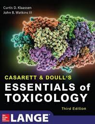 Casarett & Doull's Essentials of Toxicology, 3e - ABC Books