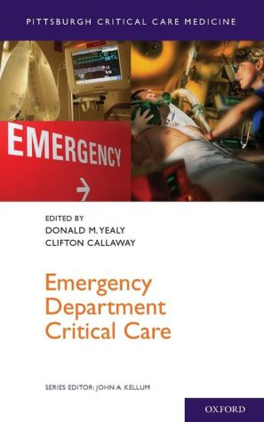 Emergency Department Critical Care - ABC Books