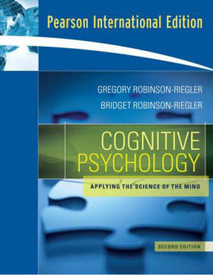 Cognitive Psychology: Applying the Science of the Mind - ABC Books