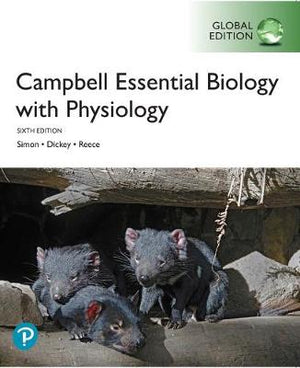 Campbell Essential Biology with Physiology, Global Edition, 6e