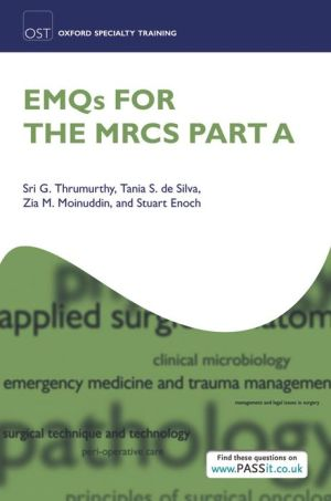 EMQs for the MRCS Part A - ABC Books