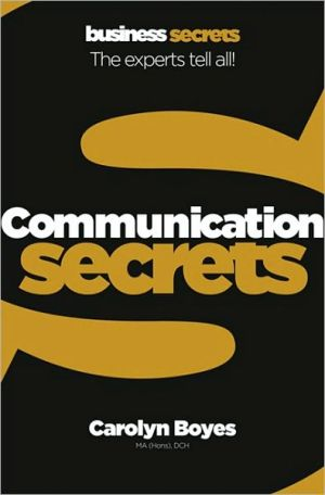 Collins Business Secrets: Communication - ABC Books