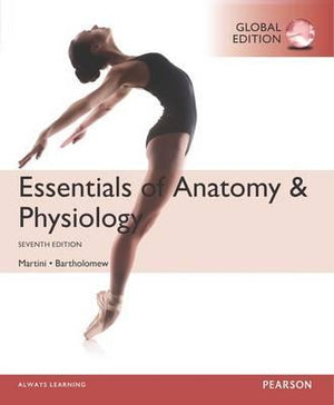 Essentials of Anatomy & Physiology, Global Edition, 7e - ABC Books