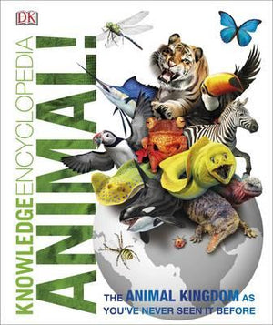Knowledge Encyclopedia Animal! - ABC Books