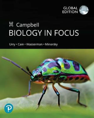 Campbell Biology in Focus, Global Edition, 3e