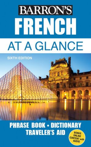 French at a Glance: Foreign Language Phrasebook & Dictionary - ABC Books