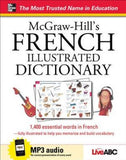 McGraw-Hill's French Illustrated Dictionary - ABC Books