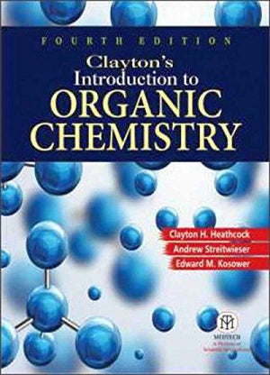 Clayton's Introduction to Organic Chemistry 4/ Ed - ABC Books