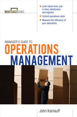 A Manager's Guide to Operations Management - ABC Books