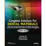 Complete Solution for Dental Materials