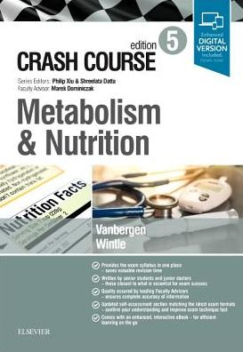 Crash Course: Metabolism and Nutrition, 5th Edition - ABC Books