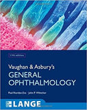 Vaughan & Asbury's General Ophthalmology 17e **