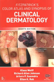 Fitzpatrick's Color Atlas and Synopsis of Clinical Dermatology, 8E - ABC Books