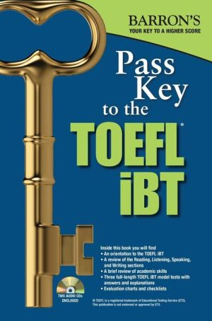 Pass Key to the TOEFL iBT [With MP3 Audio CD] 9e - ABC Books