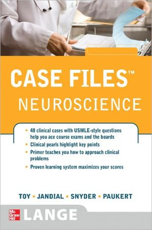 Case Files Neuroscience ** - ABC Books