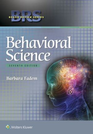 BRS Behavioral Science, 7E - ABC Books