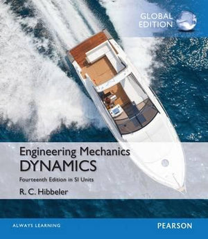 Engineering Mechanics: Dynamics plus MasteringEngineering with Pearson eText plus Study Pack, SI Edition, 14e - ABC Books