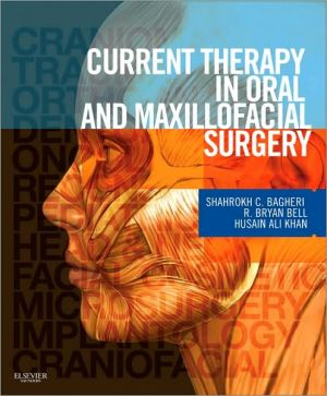 Current Therapy In Oral and Maxillofacial Surgery - ABC Books