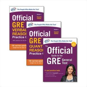 Official GRE Super Power Pack, 2nd Edition - ABC Books