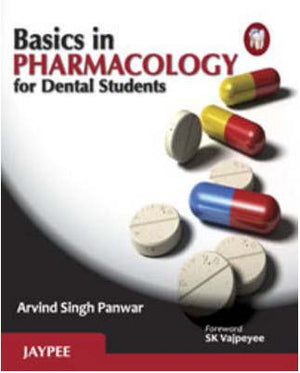 Basics in Pharmacology for Dental Students - ABC Books