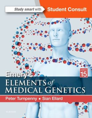 Emery's Elements of Medical Genetics, 15th Edition - ABC Books