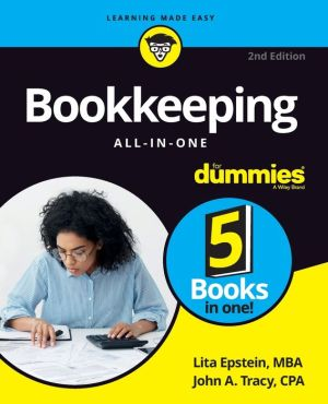 Bookkeeping All-in-One For Dummies,2e