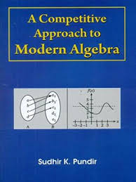 A Competitive Approach to Modern Algebra (PB) - ABC Books