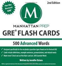 500 Advanced Words: GRE Vocabulary Flash Cards, 2e - ABC Books