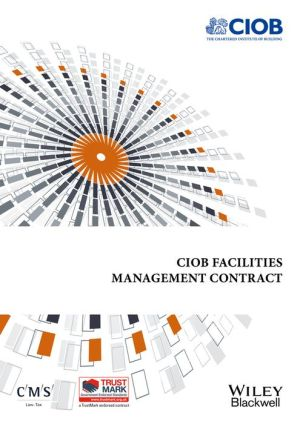 CIOB Facilities Management Contract - ABC Books