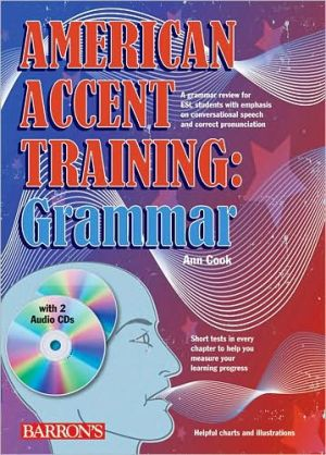 American Accent Training: Grammar [With 2 CDs] - ABC Books