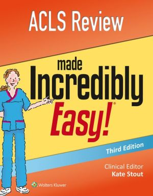 ACLS Review Made Incredibly Easy, 3E - ABC Books