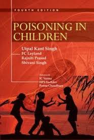 Poisoning in Children 4E - ABC Books