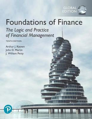 Foundations of Finance, Global Edition, 10e