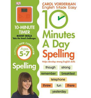 Spelling Ages 5–7 - ABC Books