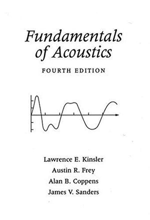 Fundamentals of Acoustics 4e (WSE) - ABC Books