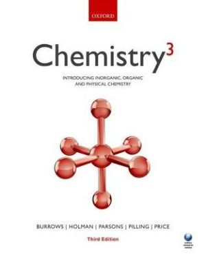Chemistry³ Introducing inorganic, organic and physical chemistry 3/e - ABC Books