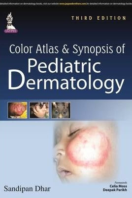 Color Atlas and Synopsis of Pediatric Dermatology 3E - ABC Books