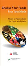 Choose Your Foods: Plan Your Meals - ABC Books