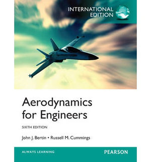 Aerodynamics for Engineers, International Edition, 6e
