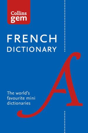 Collins Gem French Dictionary 12E - ABC Books