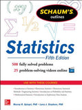 Schaum's Outline of Statistics, 5E - ABC Books