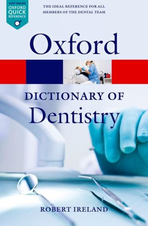 A Dictionary of Dentistry - ABC Books