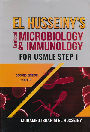 El Husseiny's Essentials of Microbiology & Immunology for USMLE Step 1, 2E - ABC Books