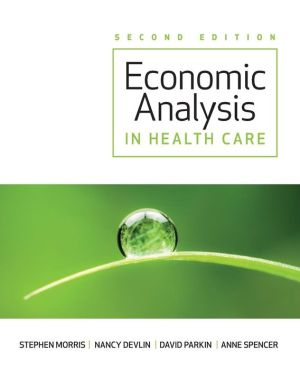 Economic Analysis in Healthcare, 2nd Edition - ABC Books