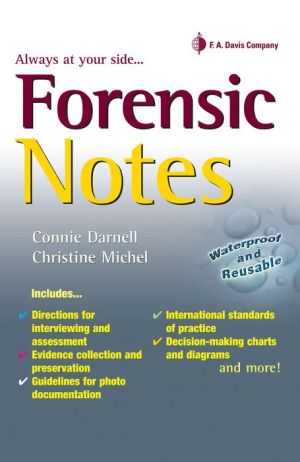 Forensic Notes (Davis' Notes)